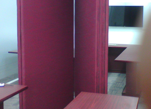Sound Proof Movable Partition