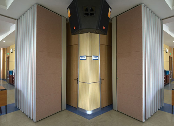 Sound Proof Partitions Aluminium Sliding Windows