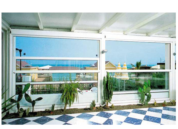 Motorized vertical sliding windows sound proof partitions for Sliding gate motor price in india